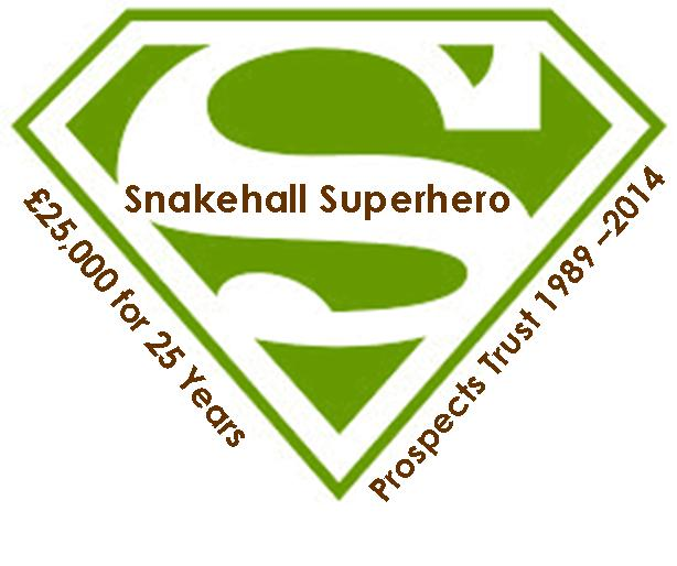 SuperSnakehall Logo